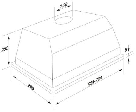 Схема JET AIR CA EXTRA 520/720